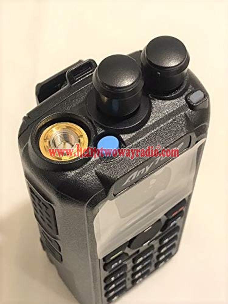 Newest Anytone D878UV Digital VFO AT-D878UV DMR Analog UHF/VHF Radio